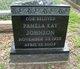 Pamela Kay <I>Caldwell</I> Johnson