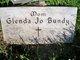 Glenda Jo <I>Runnells</I> Bundy