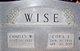 Charles Wesley Wise
