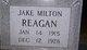 Jake Milton Reagan