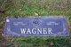 Emma Sella <I>Kolb</I> Wagner