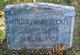 Myrtle E. <I>Henry</I> Luckey