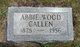 Profile photo:  Abigail <I>Wood</I> Callen