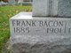 Frank Bacon Pendergast