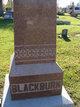 Earl Blackburn
