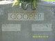 Sarah Elizabeth <I>Lea</I> Cooper