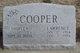 Shirley Loris <I>Pennington</I> Cooper