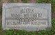 "Mary L. ""Mamie"" <I>Evans</I> Wolfenberge"