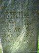 "Profile photo:  Anna Margaret ""Annie"" <I>Olson</I> Adams"