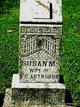 Susan M <I>Luckett</I> Antrobus