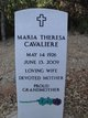 Mrs Maria t Cavaliere