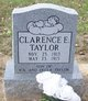 Clarence E. Taylor