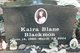Kaira Blane Blackmon