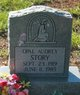 Opal Audrey Story
