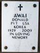 Donald Kan Wo Awai