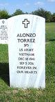Profile photo:  Alonzo Torrez