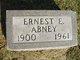 Ernest E. Abney