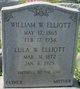 William W Elliott