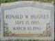 Ronald W Hughes