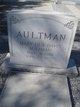 Profile photo:  Mary Ola <I>Davis</I> Aultman