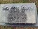 Mary Agnes <I>Ranson</I> Abernethy