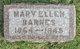 Mary Ellen <I>Smythe</I> Barnes