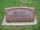 Mary Elizabeth <I>Young</I> McCoy
