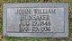 John William Hunsaker
