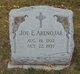 Profile photo:  Joe E. Abenojar