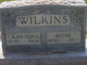 "Frances Elizabeth ""Bettie"" <I>Shelton</I> Wilkins"