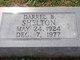 Darrel B. Shelton