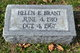 Profile photo:  Helen Elizabeth <I>Smith</I> Brant
