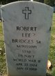 Robert Lee Bridges, Sr