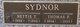 Thomas F. Sydnor