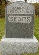 """James Harrison """"Harry"""" Sears"""