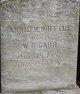 Annie M <I>Brittle</I> Garr