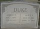 Alice I <I>O'Dell</I> Duke