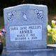 Sara Jane <I>Threet</I> Arnold