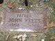 John Carl Weets
