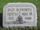 Profile photo:  Billy Dean Prewitt
