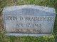 John D Bradley, Sr