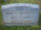 Mae C Bradley
