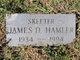 "James D. ""Skeeter"" Hamler"