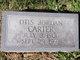 Otis Jordan Carter