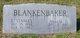 Nellie <I>Henshaw</I> Blankenbaker