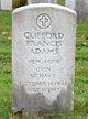 Profile photo: SMN Clifford Francis Adams