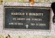 Harold E. Burditt