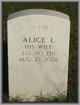 Profile photo:  Alice L Cary