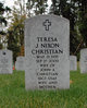Profile photo:  Teresa Jane <I>Nixon</I> Christian