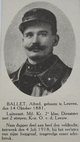 Profile photo:  Alfred Ballet